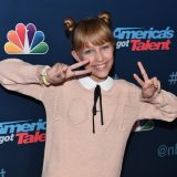 "HOLLYWOOD, CA - AUGUST 30: Contestant Grace Vanderwaal attends the ""America's Got Talent"" Season 11 Live Show at The Dolby Theatre on August 30, 2016 in Hollywood, California. (Photo by Alberto E. Rodriguez/Getty Images)"