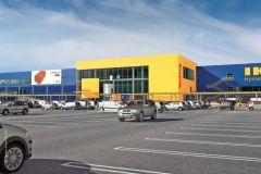 Un magasin IKEA de taille complète à Québec
