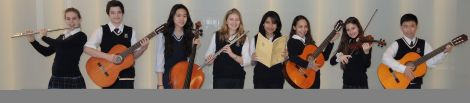 École de musique Regina Assumpta
