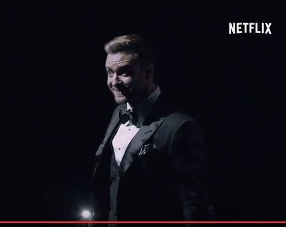 Netflix s'offre le film de la tournée de Justin Timberlake