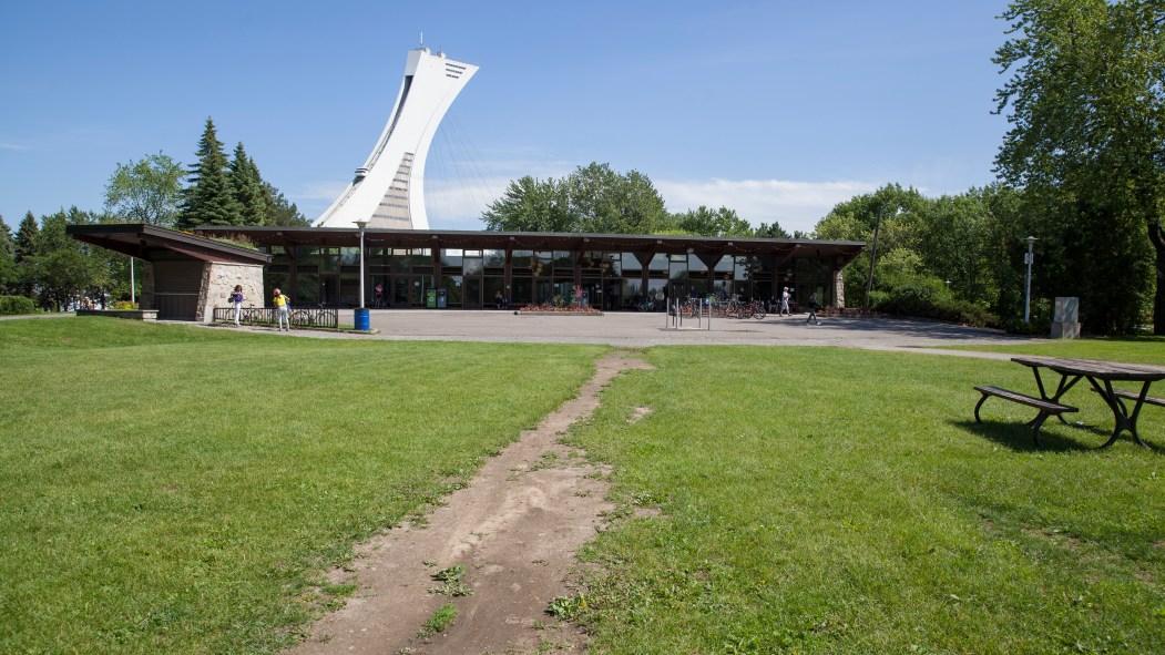 Le Chalet du parc Maisonneuve va subir plusieurs rénovations.