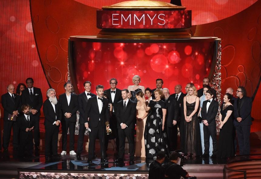 Emmy: La soirée Game of Thrones