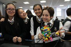 Un centre de robotique et d'innovation pédagogique au collège Regina Assumpta