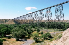Lethbridges, Alta., will celebrate 50 years of being twin cities with the Saint-Laurent borough next year.
