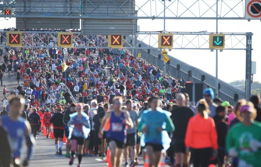 Présentation dimanche du Marathon de Montréal