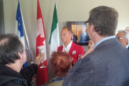 À la rencontre du député Di Iorio