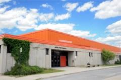 L'aréna René-Masson fera l'objet de nombreuses rénovations d'ici l'été 2018.