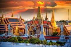 Bangkok s'impose toujours comme la ville la plus fréquentée du monde