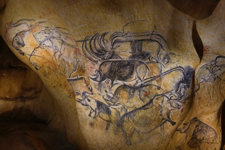 Caverne du Pont d'Arc, espace de restitution de la Grotte Chauvet-Pont d'Arc - Gorges de l'ArdËche
