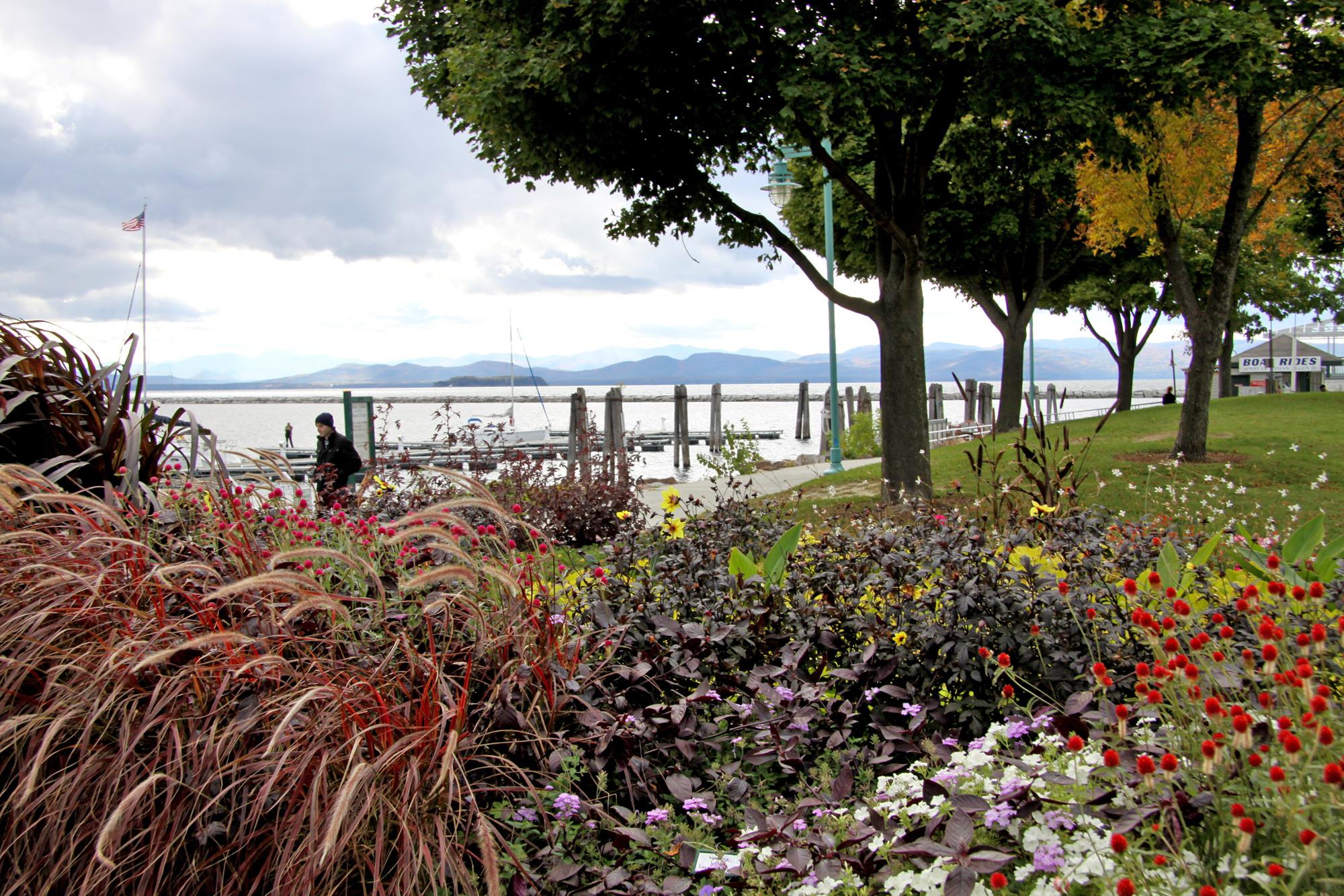 Vacances_3 Burlington Abords Du Lac Champlain_c100
