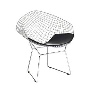 Réplique de la Side Chair d'Harry Bertoia