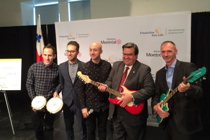 Des bibliothèques prêtent désormais des instruments de musique