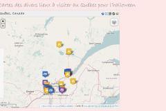 Une carte interactive répertorie les maisons «hantées» du Québec