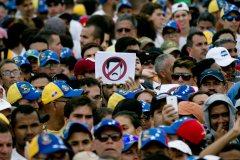 Venezuela : «Un coup d'État est concevable»