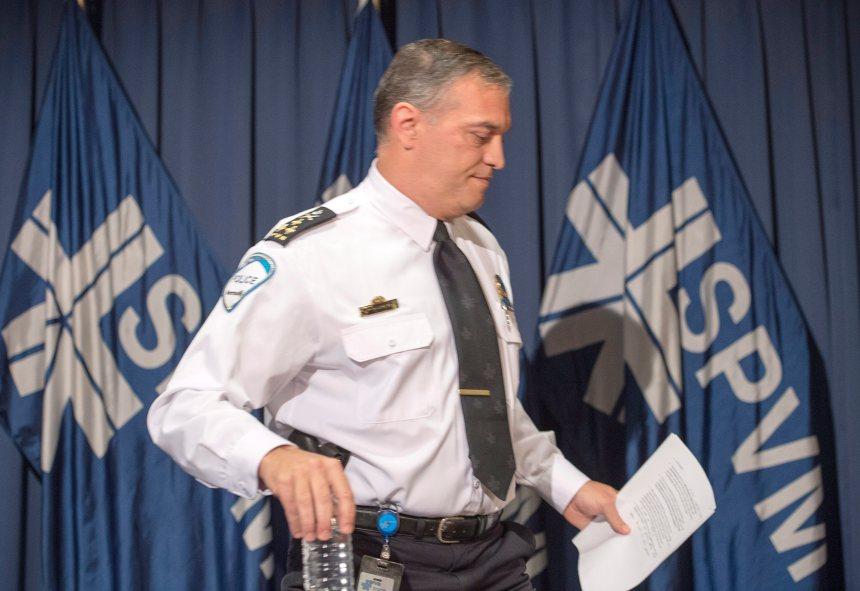 Philippe Pichet renonce à son poste de chef de police