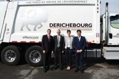 Des camions à ordures plus verts