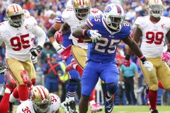 Les Bills de Buffalo libèrent le porteur de ballon LeSean McCoy