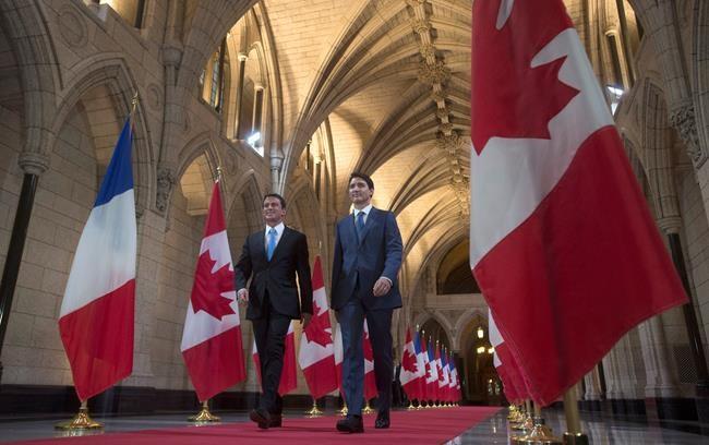 Entente de libre-échange: plaidoyer de Trudeau