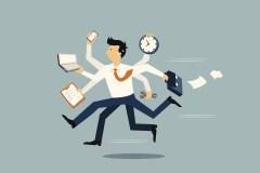 Êtes-vous actif ou productif?