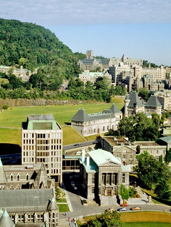 Palmarès: McGill, la plus influente au Québec?
