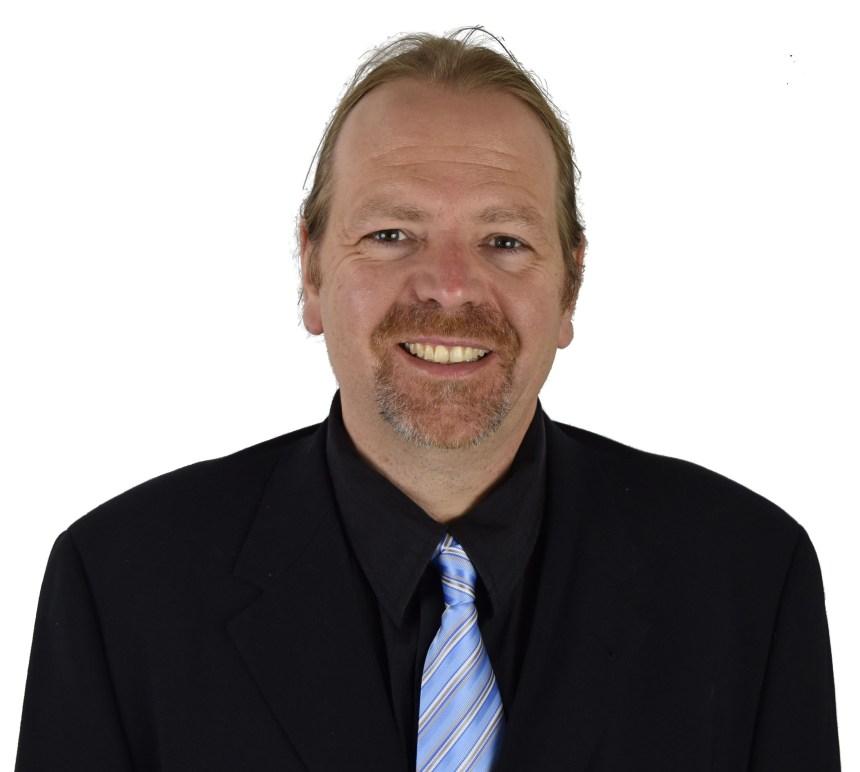 David Cox, candidat du Parti vert dans Verdun