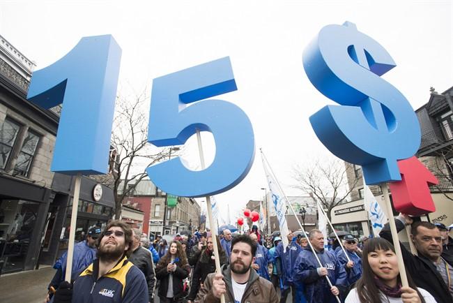 Ontario: la réforme sur la hausse du salaire minimum à 15$ adoptée