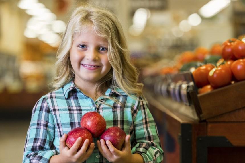 Les capacités de lecture de l'enfant favorisées par une alimentation équilibrée?