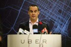 Projet pilote Uber: les «barrières à l'entrée» inquiètent l'entreprise