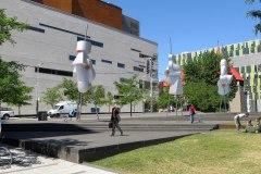 KM3: un parcours d'une vingtaine d'œuvres d'art public pour le 375e