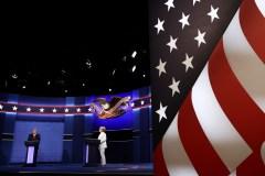 Présidentielle américaine: Le combat cède la place au débat