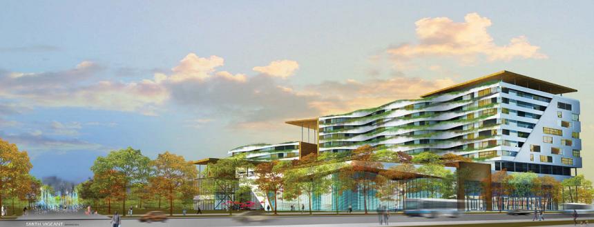 Un vaste complexe sportif à Montréal-Nord d'ici 2020?