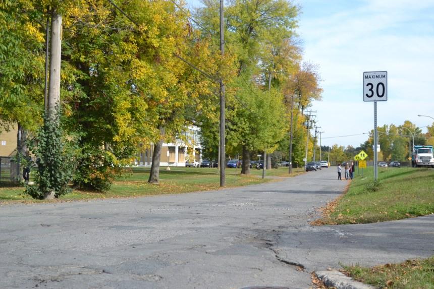 La rue Sainte-Anne sera finalement revampée