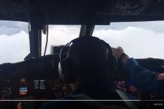 Une vidéo captée au cœur de l'ouragan Matthew