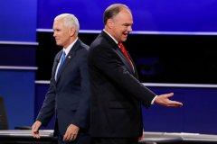 Vice-présidence américaine: Les scandales des uns dans le débat des autres