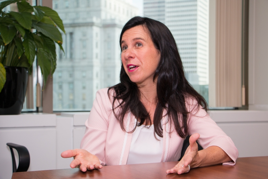 Chefferie de Projet Montréal: Marie Plourde appuie Valérie Plante