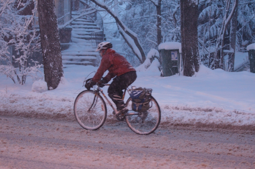 La piste cyclable du pont Jacques-Cartier fermée cet hiver