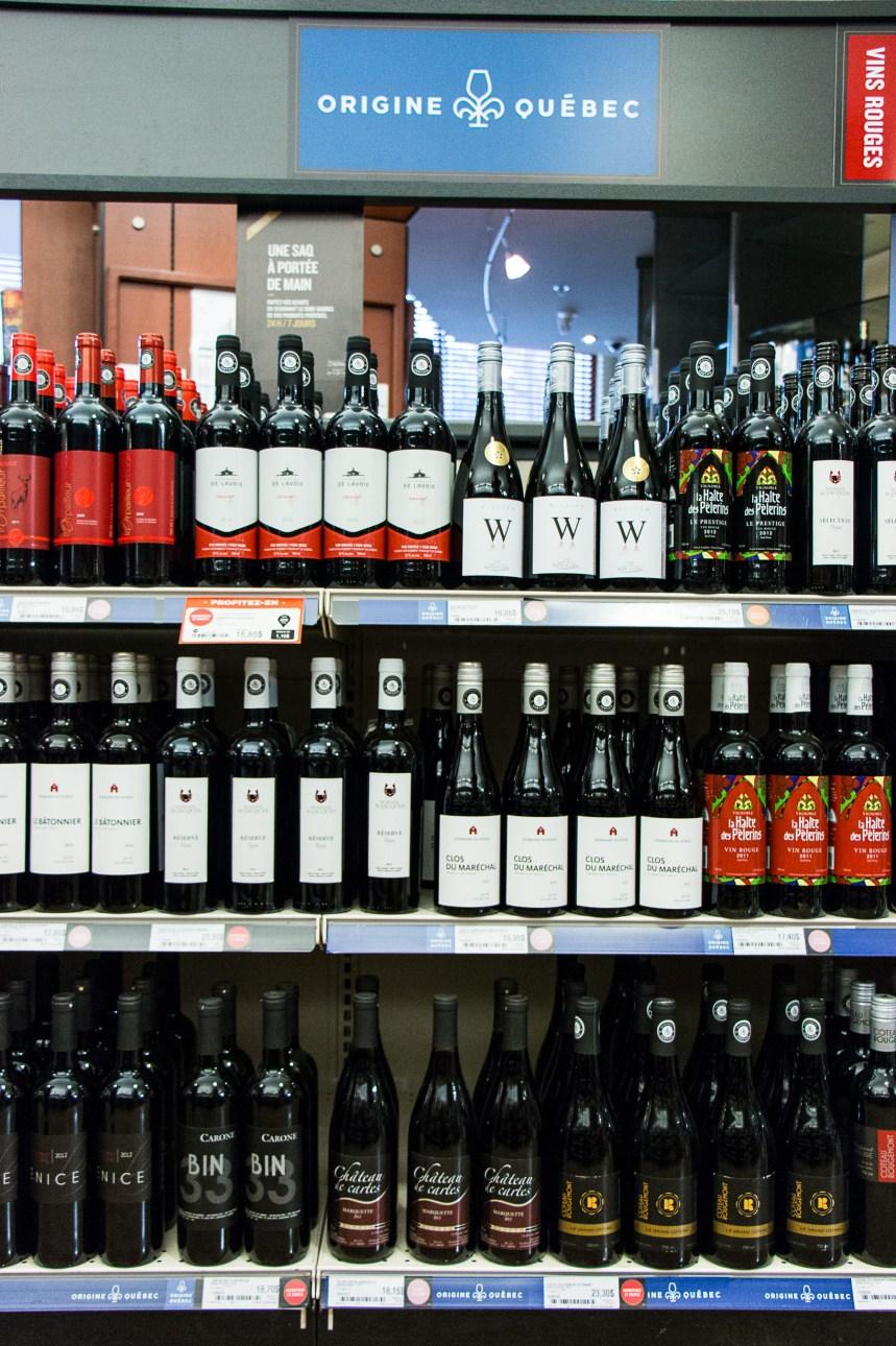 Les vins du Québec condamnés à l'excellence