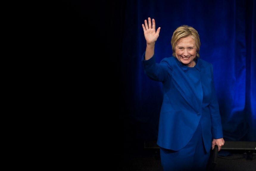 Hillary Clinton à Montréal lundi