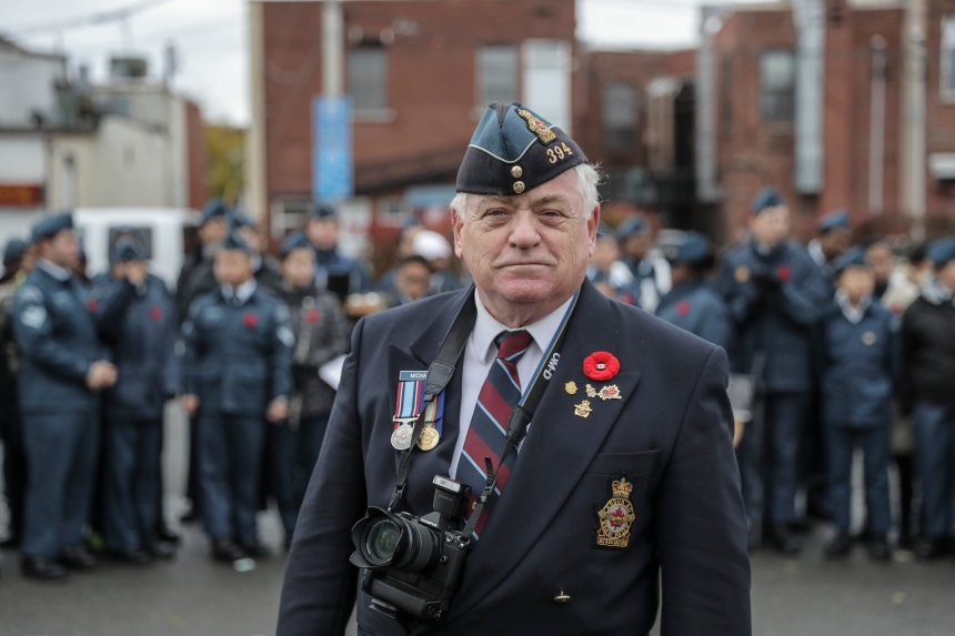 Veterans want to bring back volunteer service medal