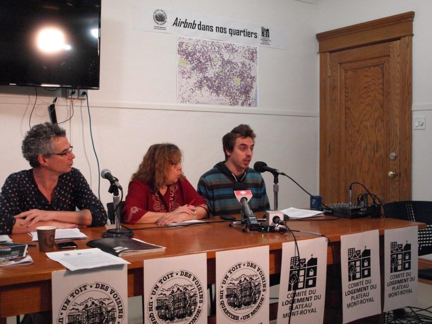 Des comités logements veulent l'interdiction d'Airbnb