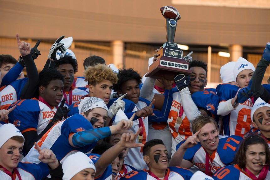 Football bantam AAA: les Lions champions provinciaux à nouveau