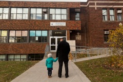 Parents come together in effort to save Dorval pre-kindergarten