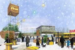 La petite Floride: un marché d'hiver dans le Mile End