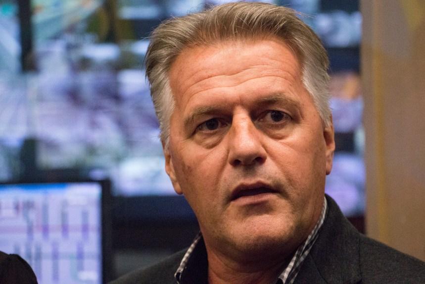 Laurent Lessard quitte la politique