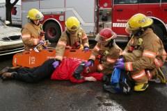 Les pompiers premiers répondants de LaSalle les plus sollicités