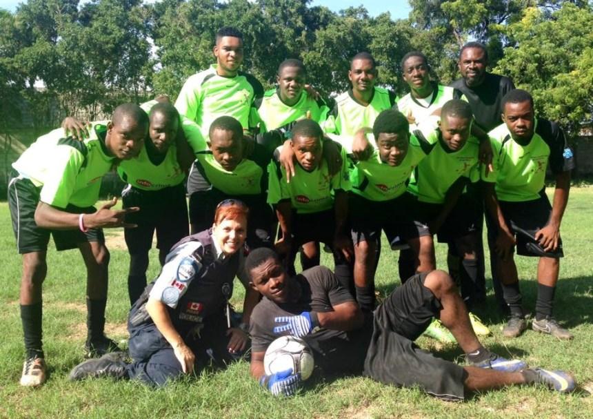 Le Mondial de St-Lo en Haïti
