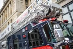 Laval: incendie mercredi dans un immeuble commercial du quartier Saint-François