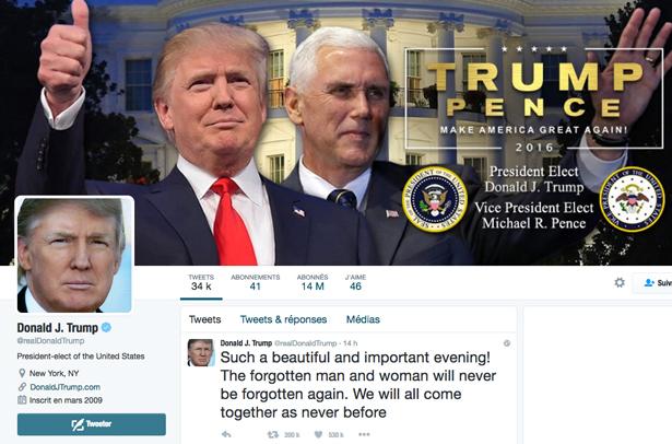 Les fausses nouvelles au service de Donald Trump