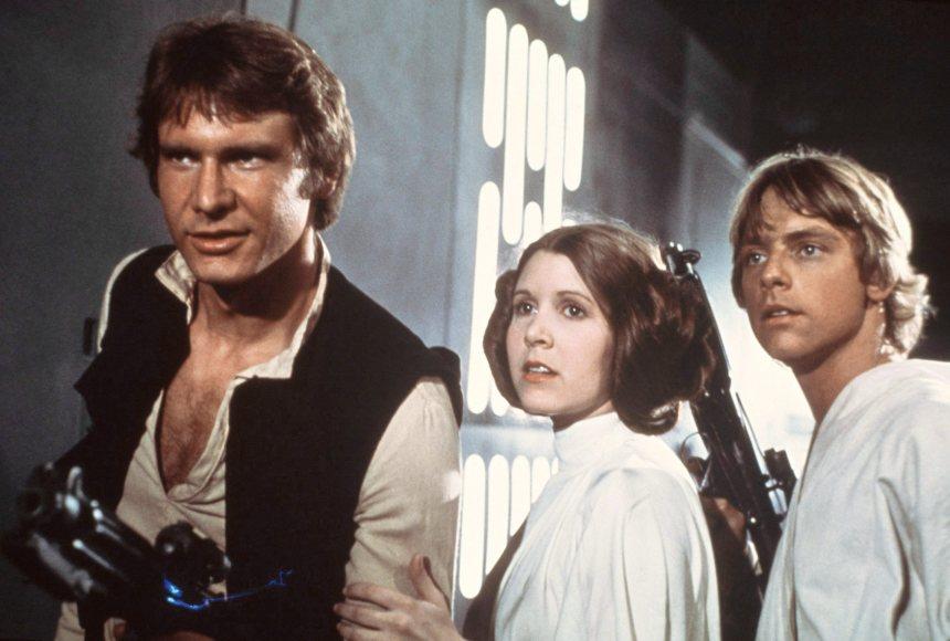 L'actrice Carrie Fisher est décédée