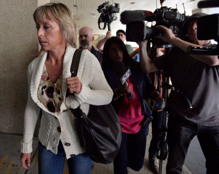 La veuve de Rob Ford arrêtée à Toronto
